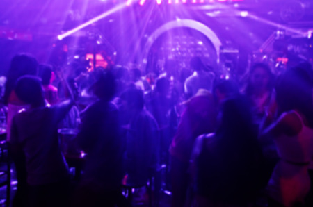 nightclub: parte del club