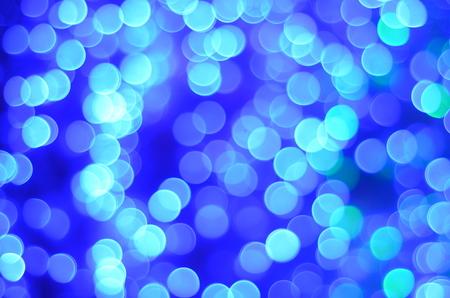 Bokeh Abstract Lights
