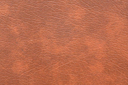 leather texture: Natural brown leather texture