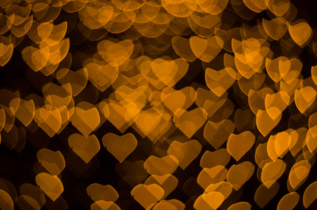 b day parties: Valentines day background with hearts Stock Photo