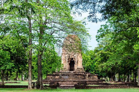 SRI THEP HISTORICAL PARK is Landmark PETCHABUN ,Thailand Editorial