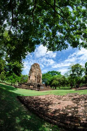 SRI THEP HISTORICAL PARK is Landmark PETCHABUN ,Thailand Stock Photo