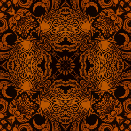 surface  abstract kaleidoscope Pattern,For scrapbook, wallpaper, cases for smartphones, web background, print, surface texture, pillows, towels, linens, bags, T-shirts,ceramic,page Stock Photo