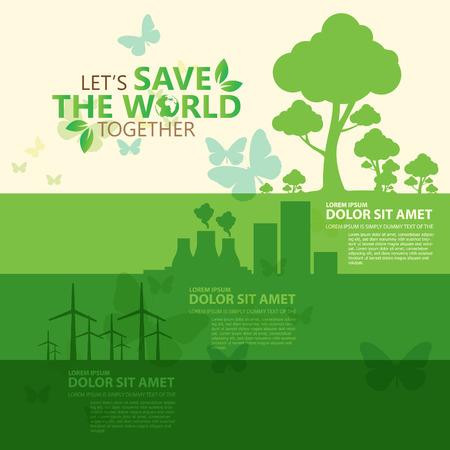 die Welt retten
