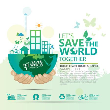 green: môi trường Hình minh hoạ