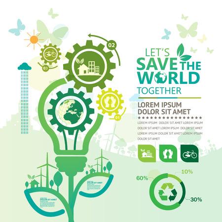 grün: Umgebung