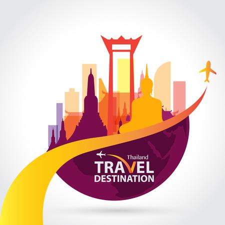 thai: Thailand vector