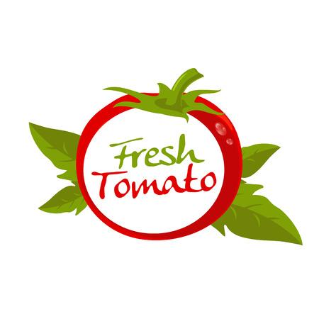 tomaat vector