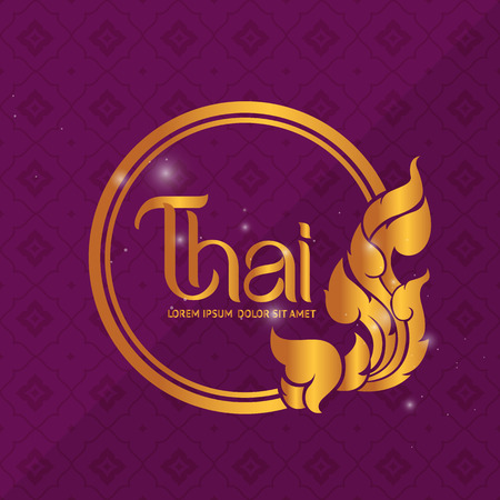 Thai Art vector 向量圖像