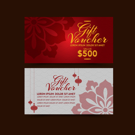 Chinese new year gift voucher design template royalty free chinese new year gift voucher design template royalty free cliparts vectors and stock illustration image 50570855 yelopaper Gallery