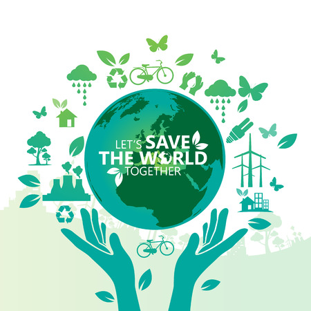 lets: Environment. Lets Save the World Together