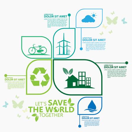 green eco: environment