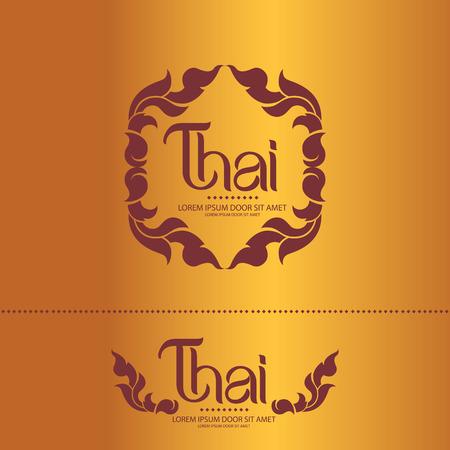 art vector: Thai Art Vector
