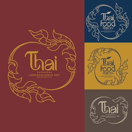 Thai-Art-Vektor