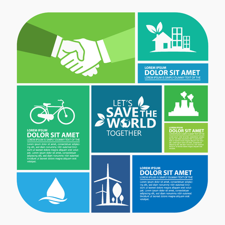 to go: Environment. Lets Save the World Together