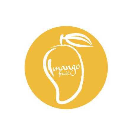 mangoes: mango fruit Illustration