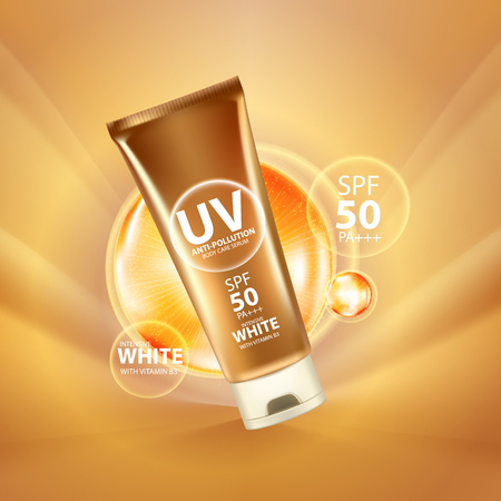 whitening: UV Protection and Whitening Skin care