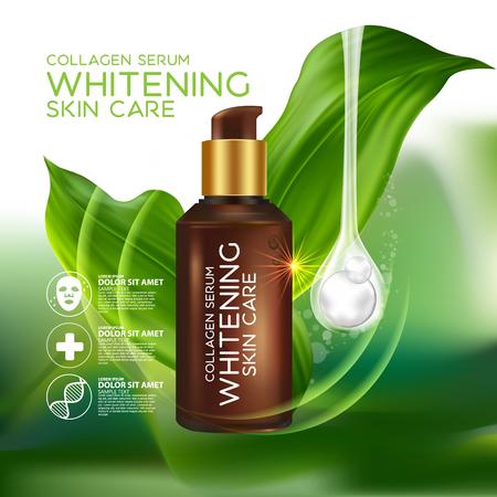 Collagen Serum Concept Skin Care Cosmetic