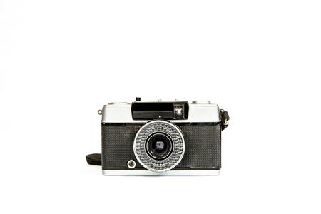 lens unit: old camera