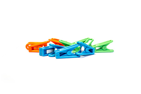 clothespin: Colorful clothespin