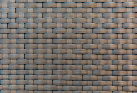 weave: The pattern of the weave
