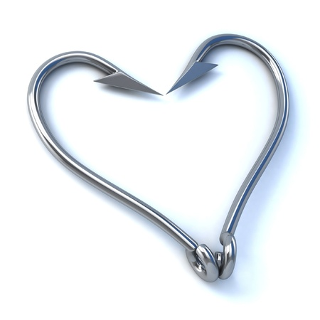 hook up / love 3d concept Stock Photo - 12330605