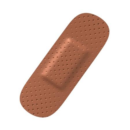 Medical adhesive bandage  photo