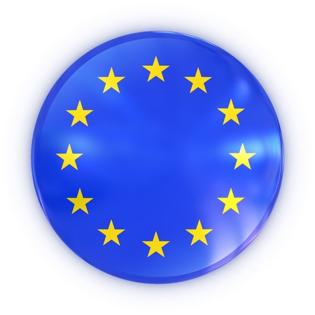 European union badge  photo