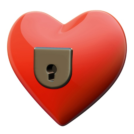 hearth padlock  photo