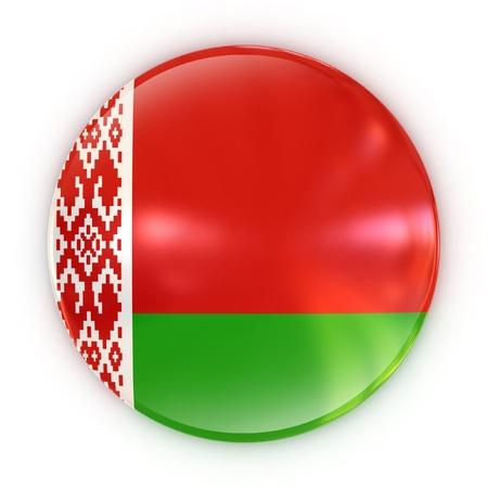 belarus: badge - Belarus flag
