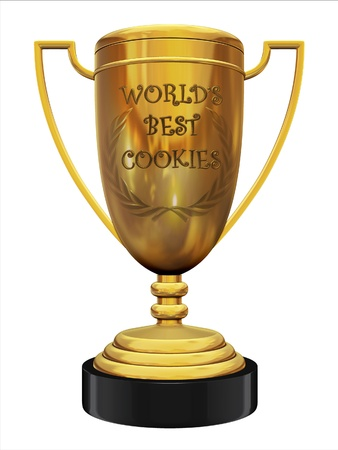 best cookies trophy  photo