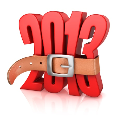 2013 year of recession Stock Photo - 16584979