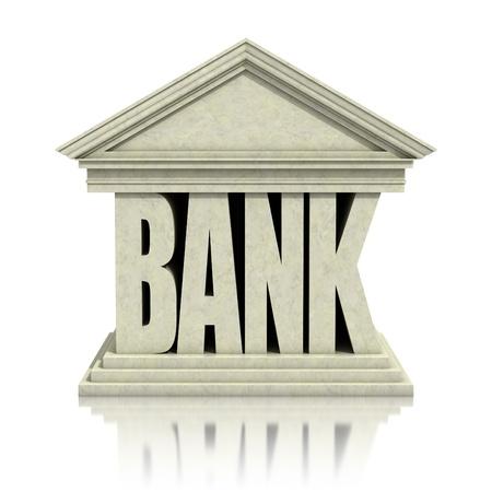 bank safe: bank 3d icon