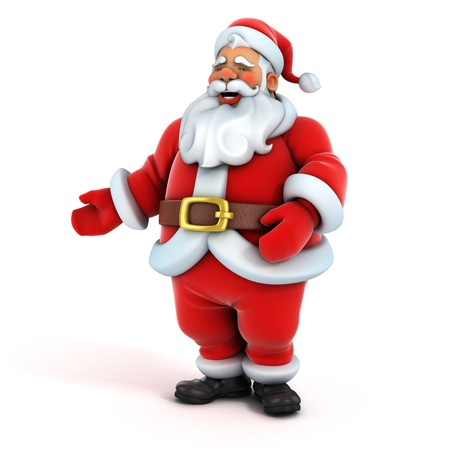santa clause: santa claus