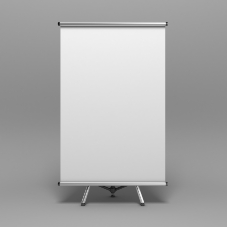 blank presentation board Stock Photo - 19776114