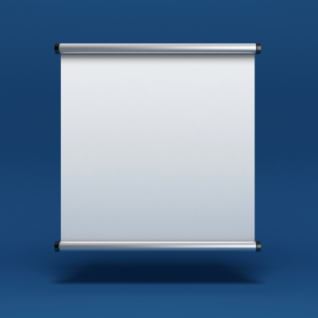 blank presentation board Stock Photo - 19776265