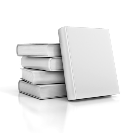 hardcovers: books with blank covers