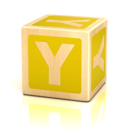 letter y alphabet cubes font photo
