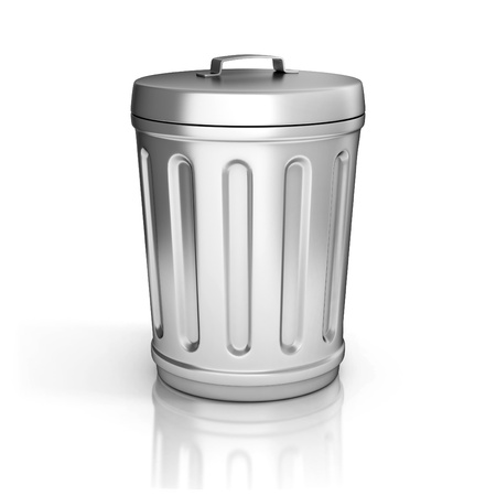 Trash can Stock Photo - 19776009