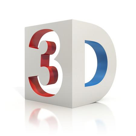 stereoscope: 3d movie icon