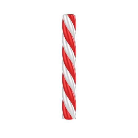 크리스마스 사탕 지팡이 글꼴 - 편지 전