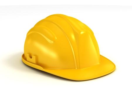 ingeniero industrial: La construcción del casco Foto de archivo