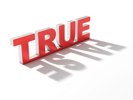 true letters casting false shadow