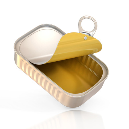 tin: open tin can