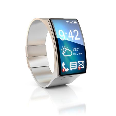 watch: smart watch 3d illustration