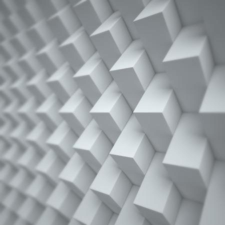 abstrakte muster: nahtlose Wandplatten 3D-Hintergrund