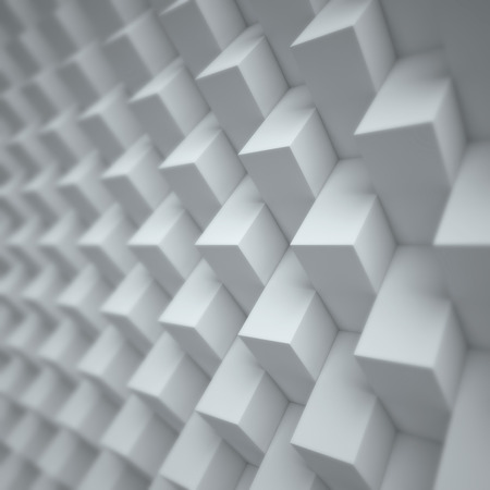 design abstract: seamless wall panels 3d background