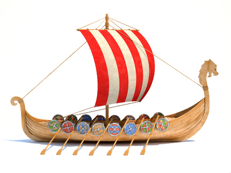 viking: Viking ship