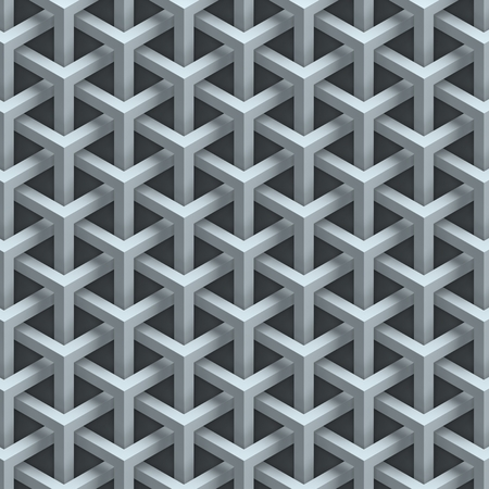 background pattern: seamless wall panels 3d background