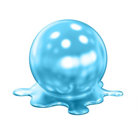 melting: melting sphere